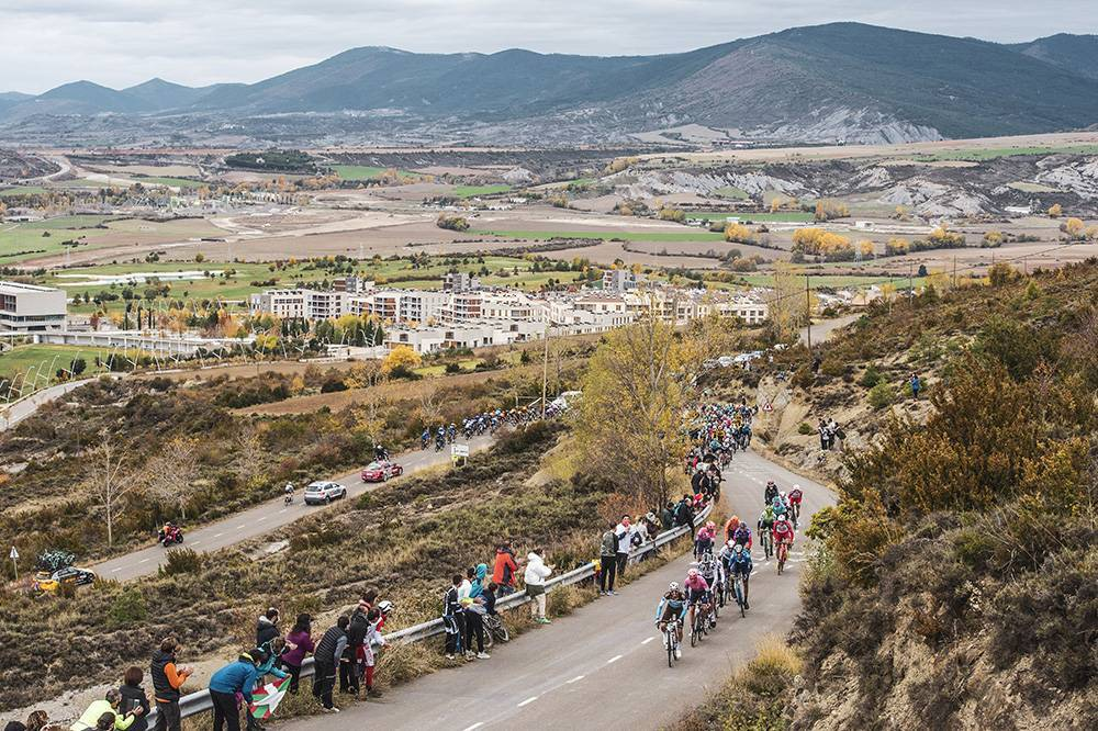 Cero positivos en La Vuelta
