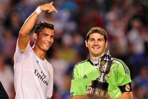 Íker Casillas escogió entre Cristiano y Messi