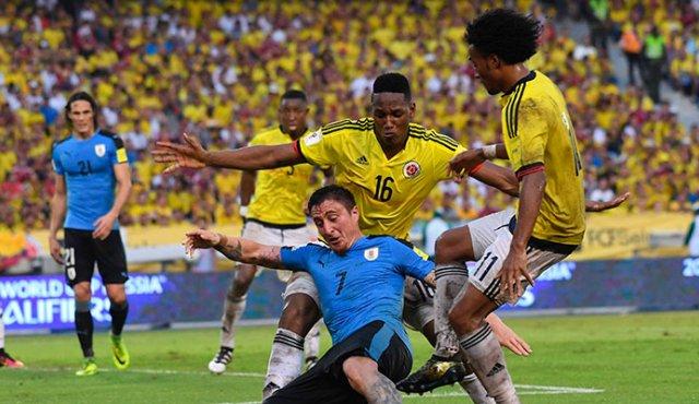 ¡Se confirma el día y la hora del partido entre Colombia y Uruguay!