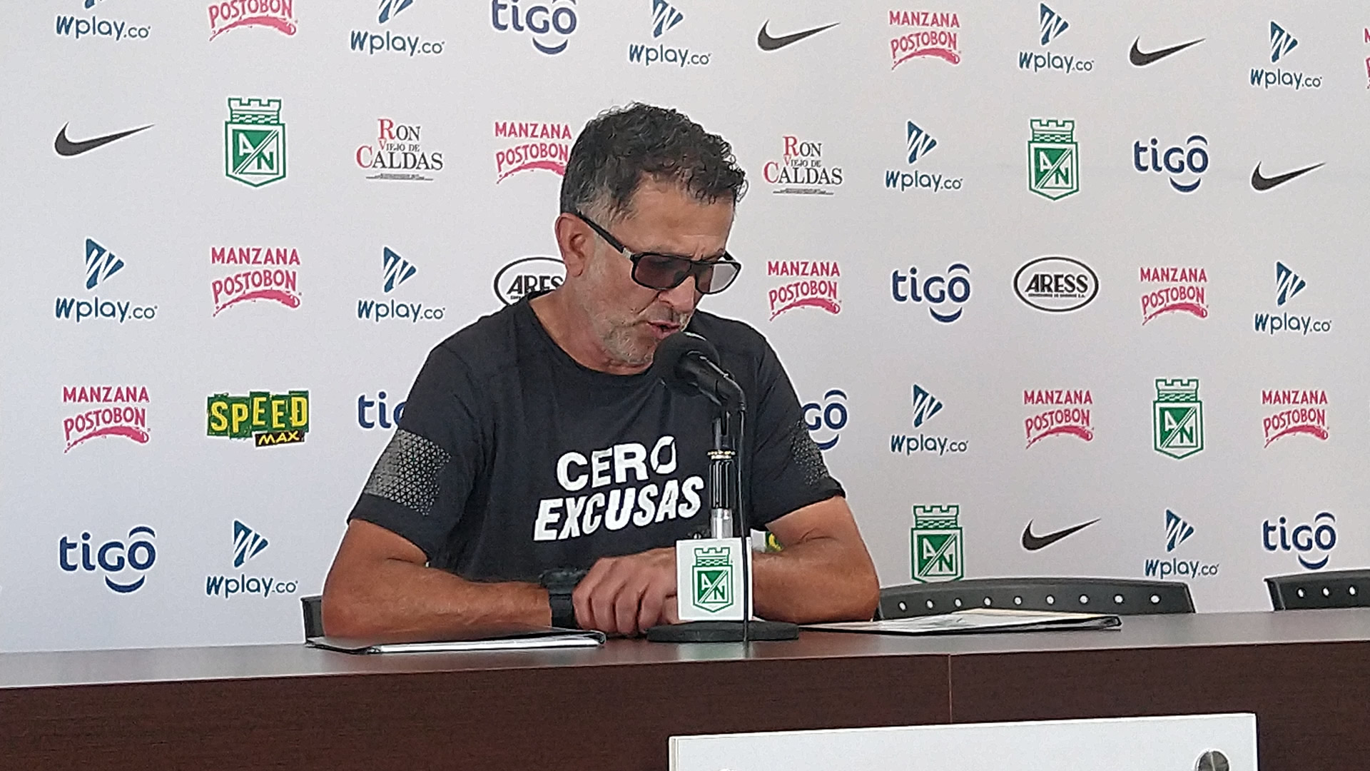 «No he considerado dejar el cargo»: Osorio