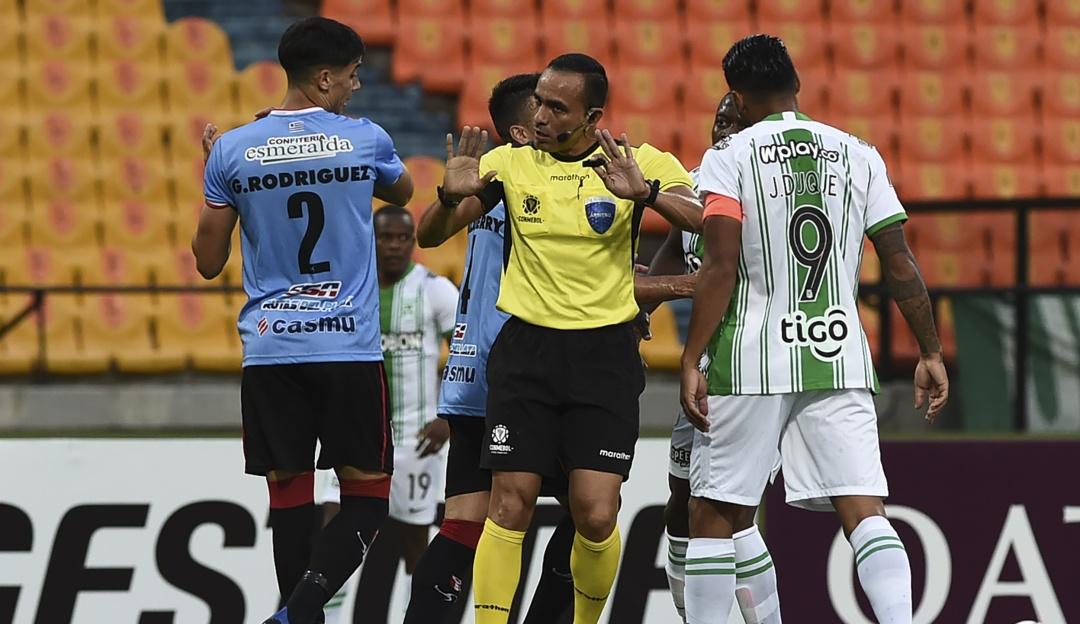 Primera salida para los colombianos en Sudamericana