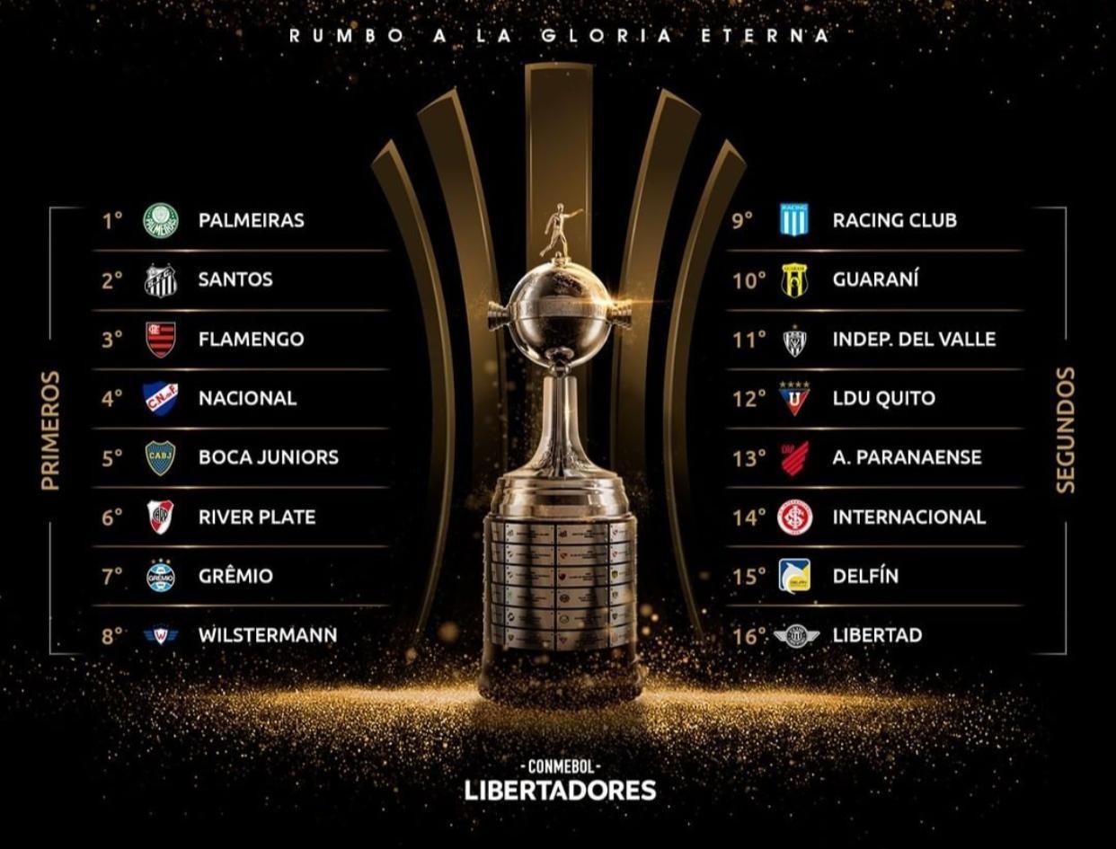 La cuota colombiana en la Libertadores