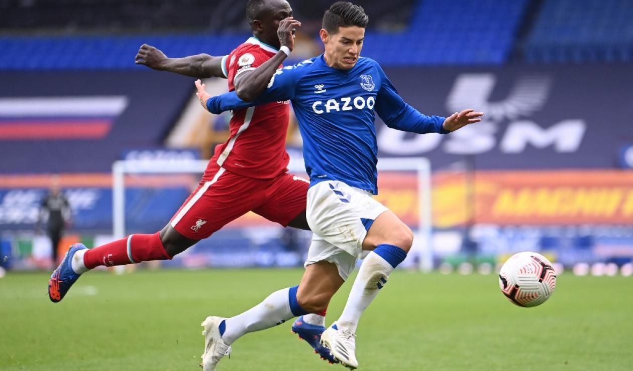El VAR salvó al Everton