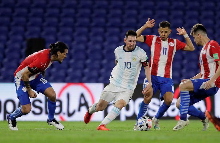 Paraguay y un empate con sabor a victoria en La Bombonera