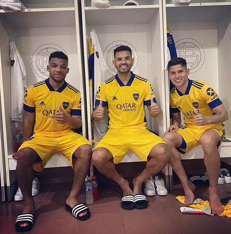 Con colombianos a bordo, regresó el fútbol argentino