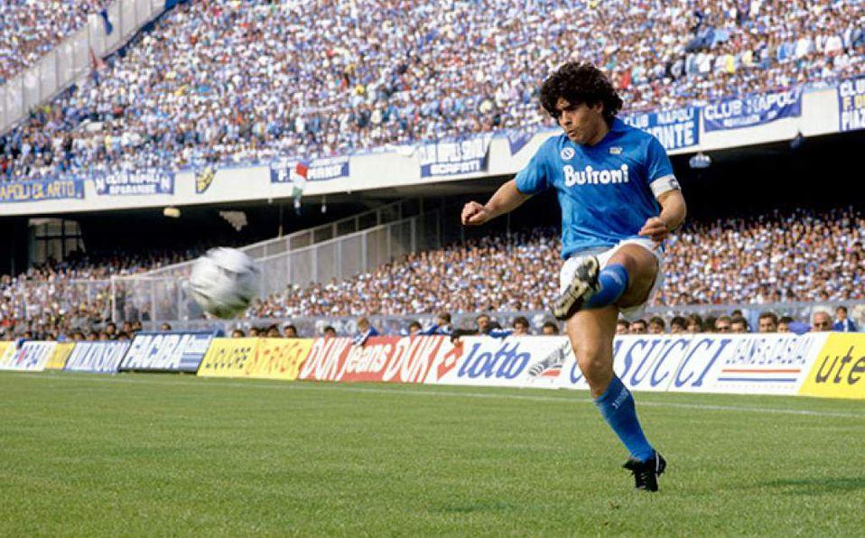Despedida del Napoli, Barcelona y Boca Juniors, entre otros, a Diego Maradona