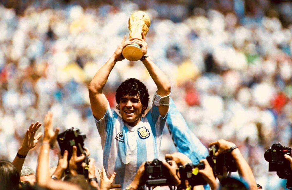 Hasta siempre, Diego Maradona: mundo del fútbol reacciona a la muerte del 10