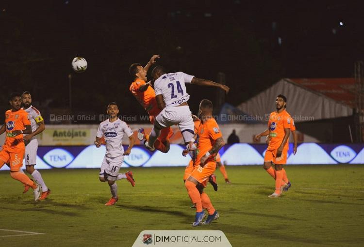 Nada que celebrar en su cumpleaños 107: Medellín perdió 2-1 con Envigado