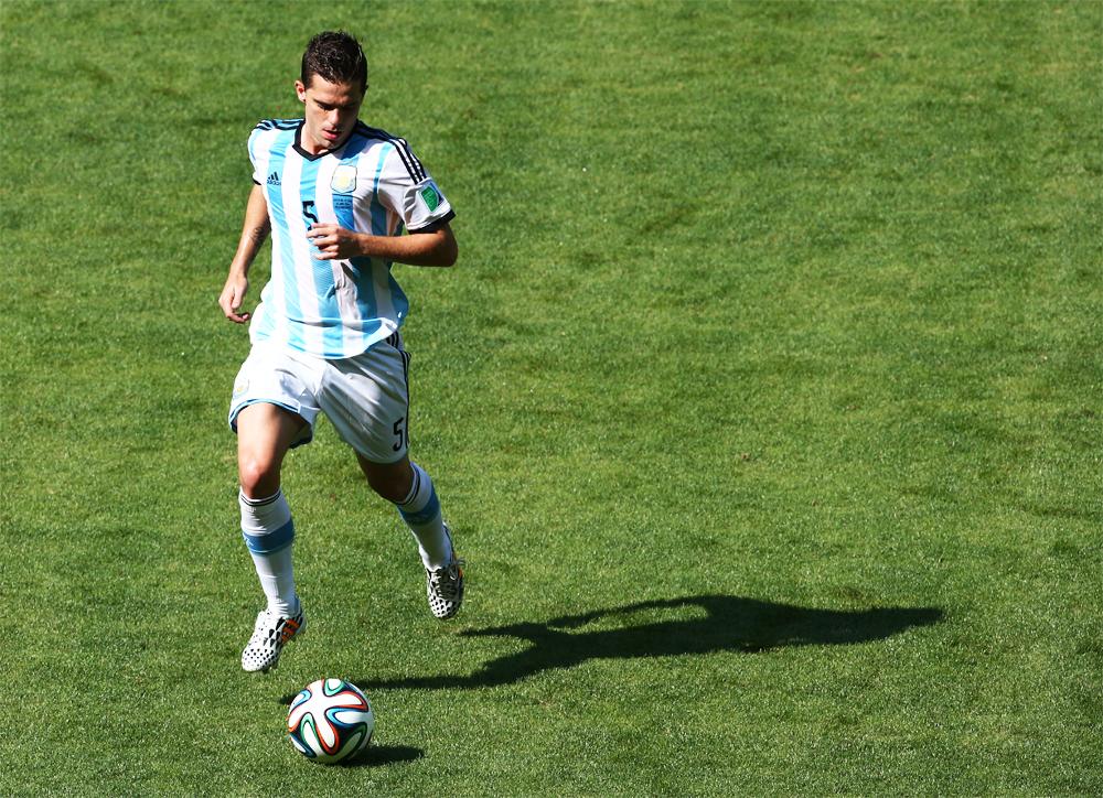 Fernando Gago le dice adiós al fútbol