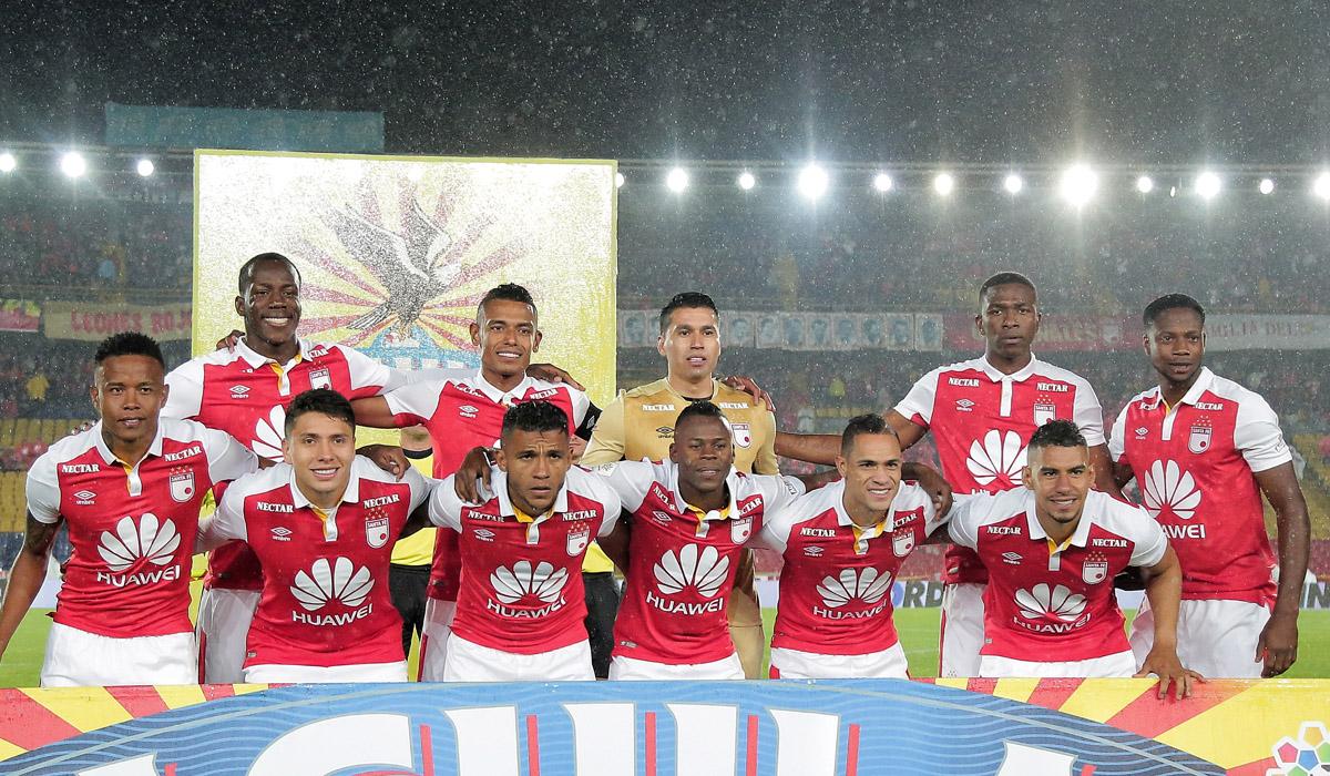 La historia y la base del fútbol Colombiano: Santa Fe, más qué los demás