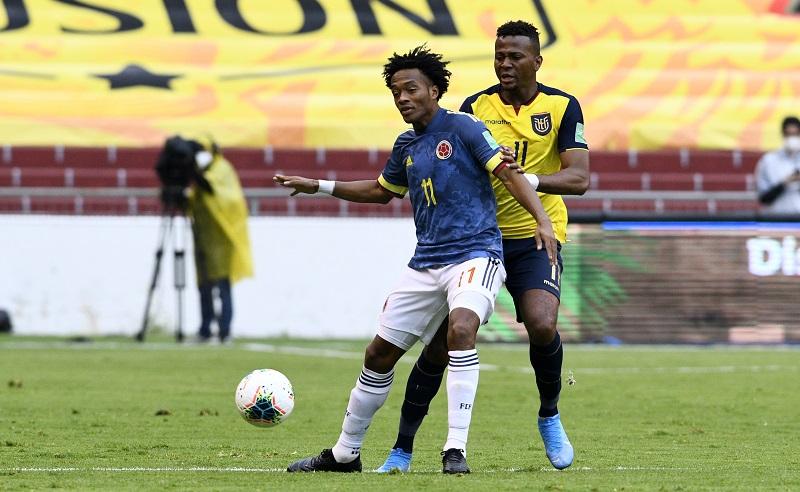 ¡PAPELÓN!: Ecuador 6 – 1 Colombia