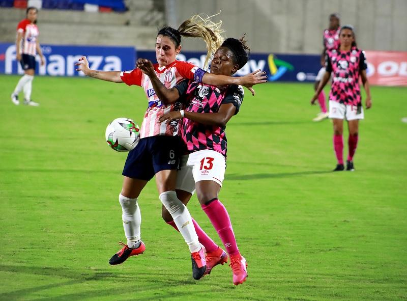 Liga Femenina 2020: resultados de la ida de los cuartos de final