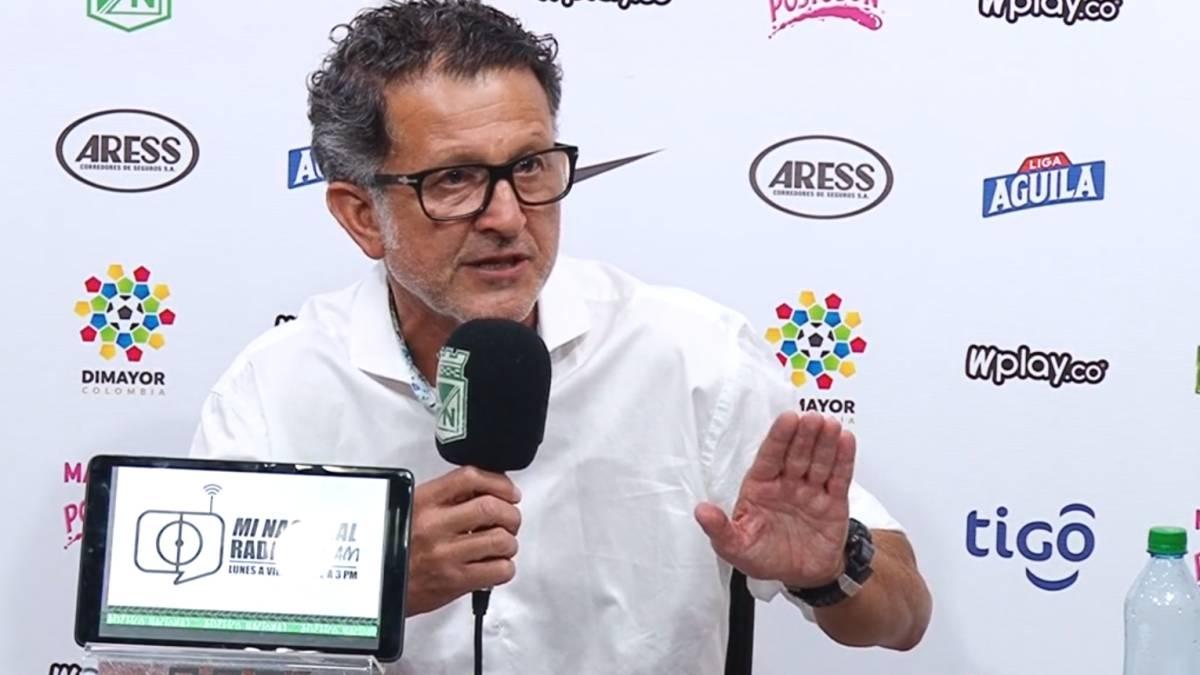 «Millonarios es el mejor equipo de Colombia»: Osorio