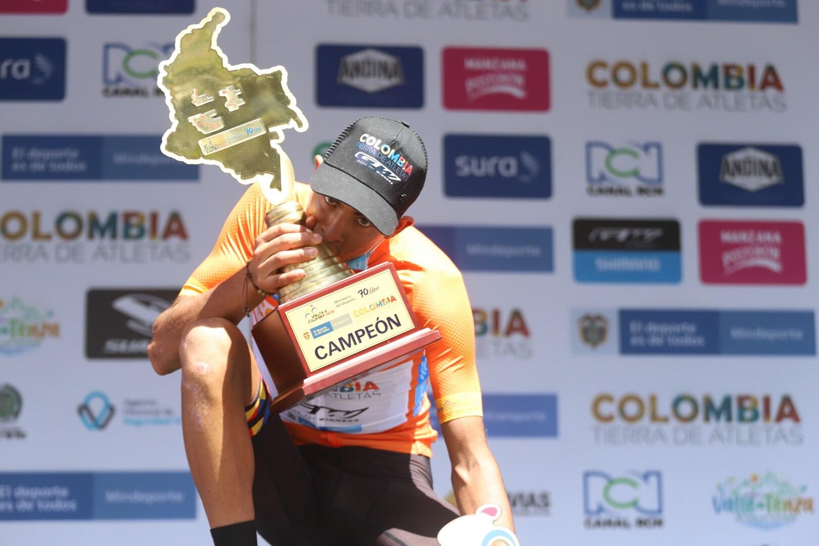Ciclismo: Colombia es Tierra de Atletas