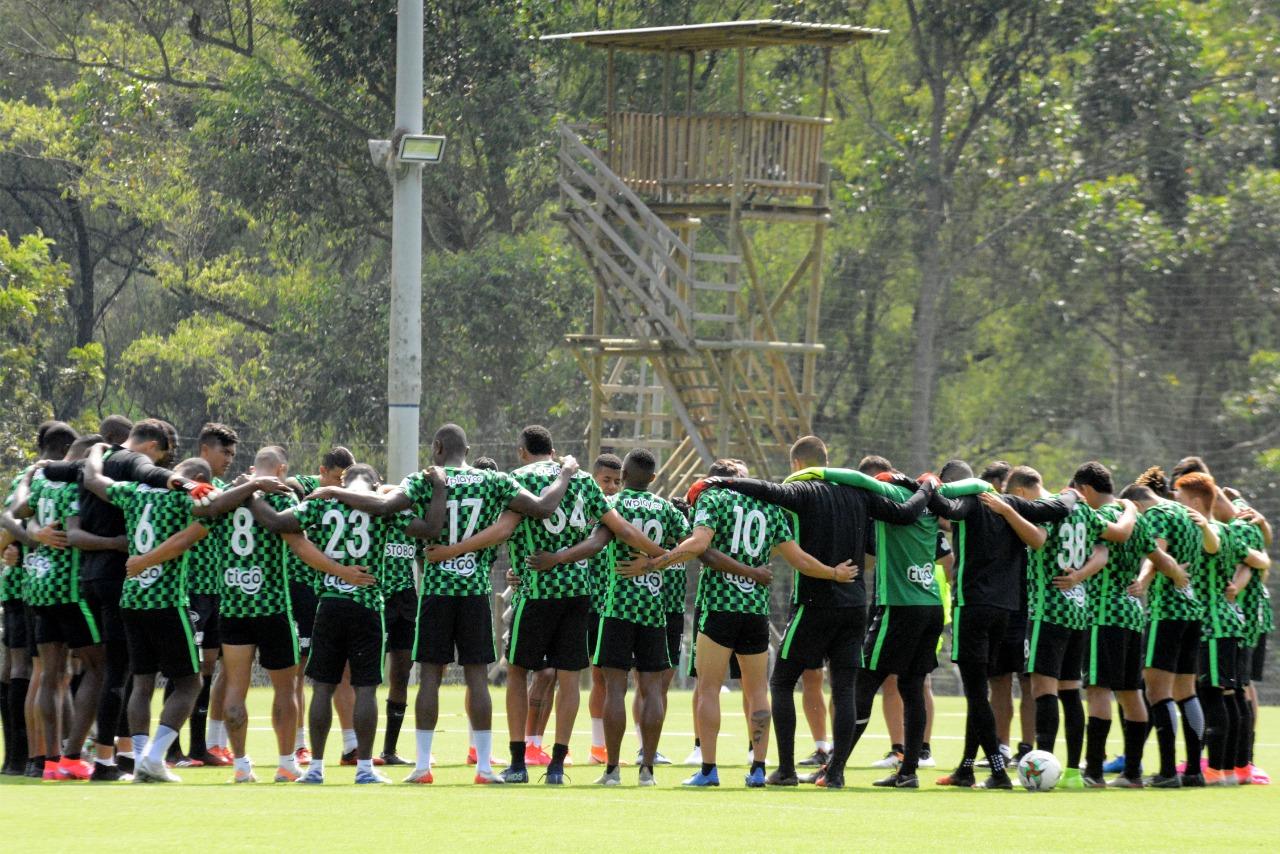 Contagio masivo en Atlético Nacional