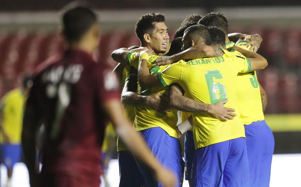 Brasil vs Venezuela: Esta vez no hubo 'Jogo Bonito'