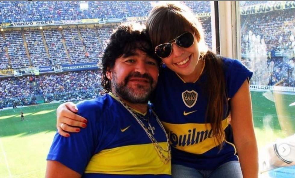 Comienza la disputa en el entorno Maradona