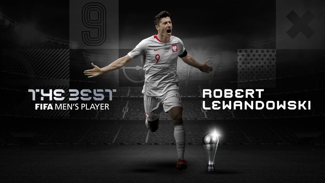 Robert Lewandowski: The Best