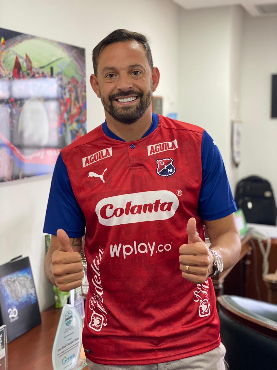 Matías Mier ya es jugador del Deportivo Independiente Medellín