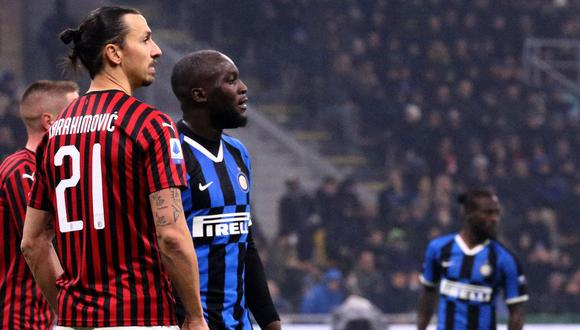 Prográmese para ver el Derby entre Inter y Milán por Copa Italia