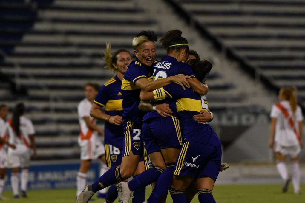 Resultado sorpresivo en la final femenina de Boca Juniors vs. River Plate