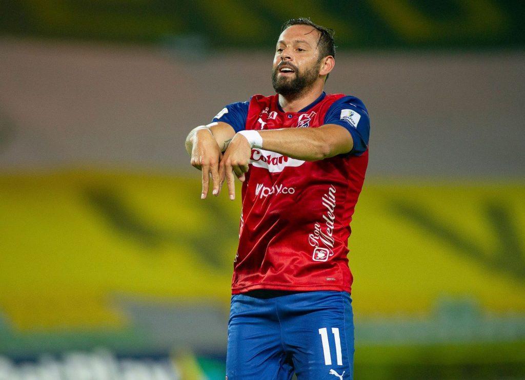 Matías Mier, Quindío vs. DIM, Copa BetPlay