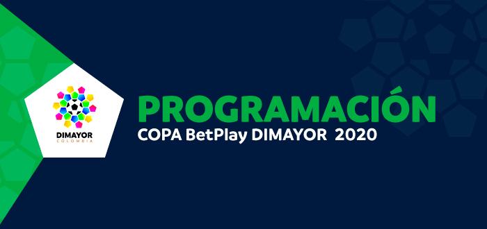 Así se jugarán las semifinales de la Copa BetPlay