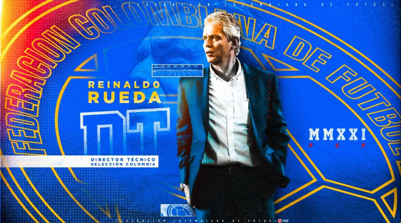 ES OFICIAL: REINALDO RUEDA NUEVO TÉCNICO DE LA SELECCIÓN COLOMBIA