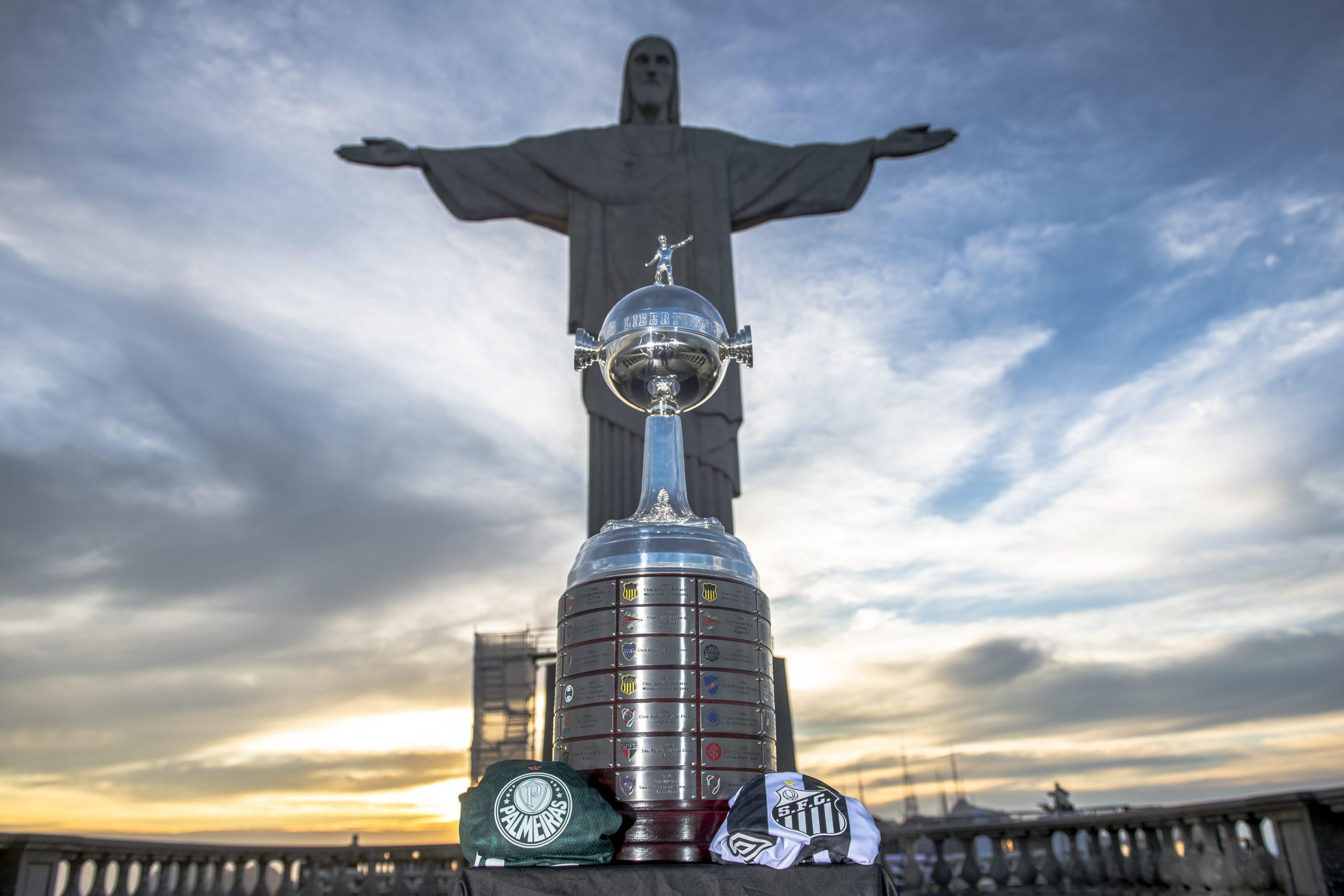Previa: Santos y Palmeiras se enfrentan por la 'Gloria Eterna'