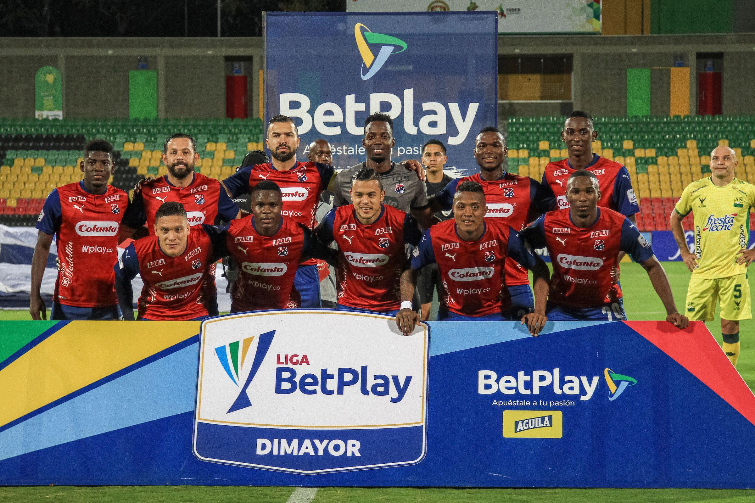 Otra vez Matías Mier y el Medellín le ganó al Bucaramanga en la Liga BetPlay