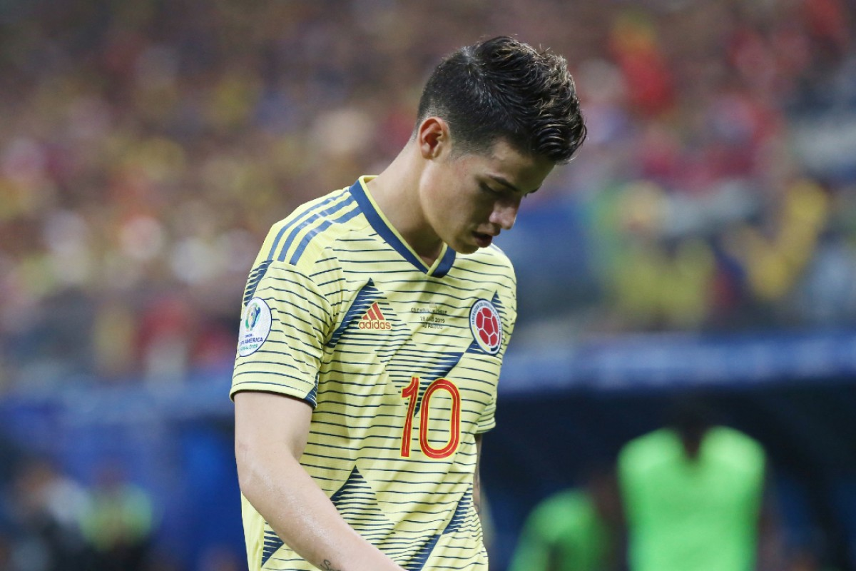 James Duda Colombia Eliminatorias