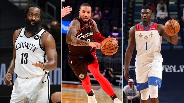 ESTOS SON LOS SUPLENTES DEL ALL STAR GAME DE LA NBA
