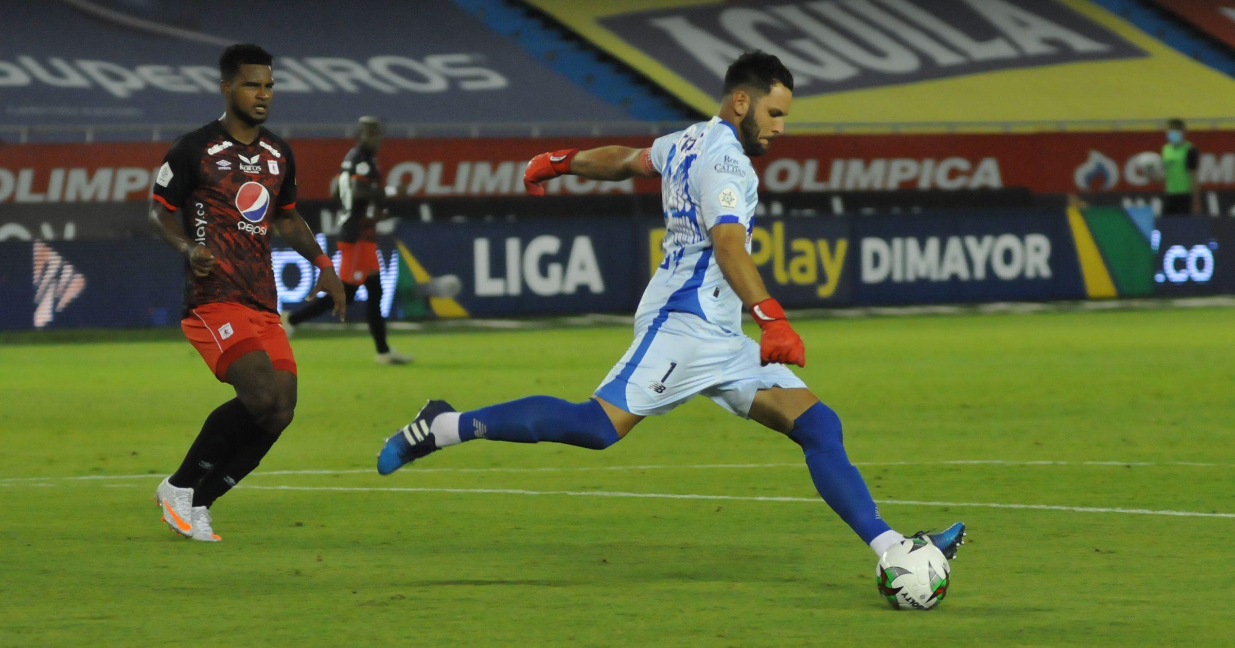 En la A y en la B: Sebastián Viera y Nelson Ramos, figuras por sus goles