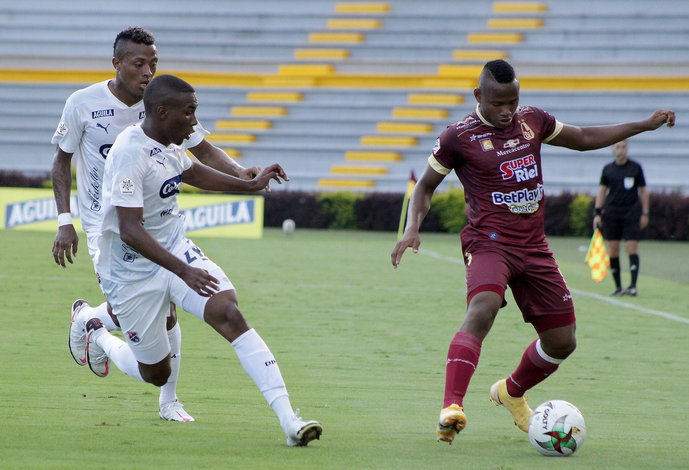 La suplencia del DIM perdió contra Tolima antes de la final por Copa