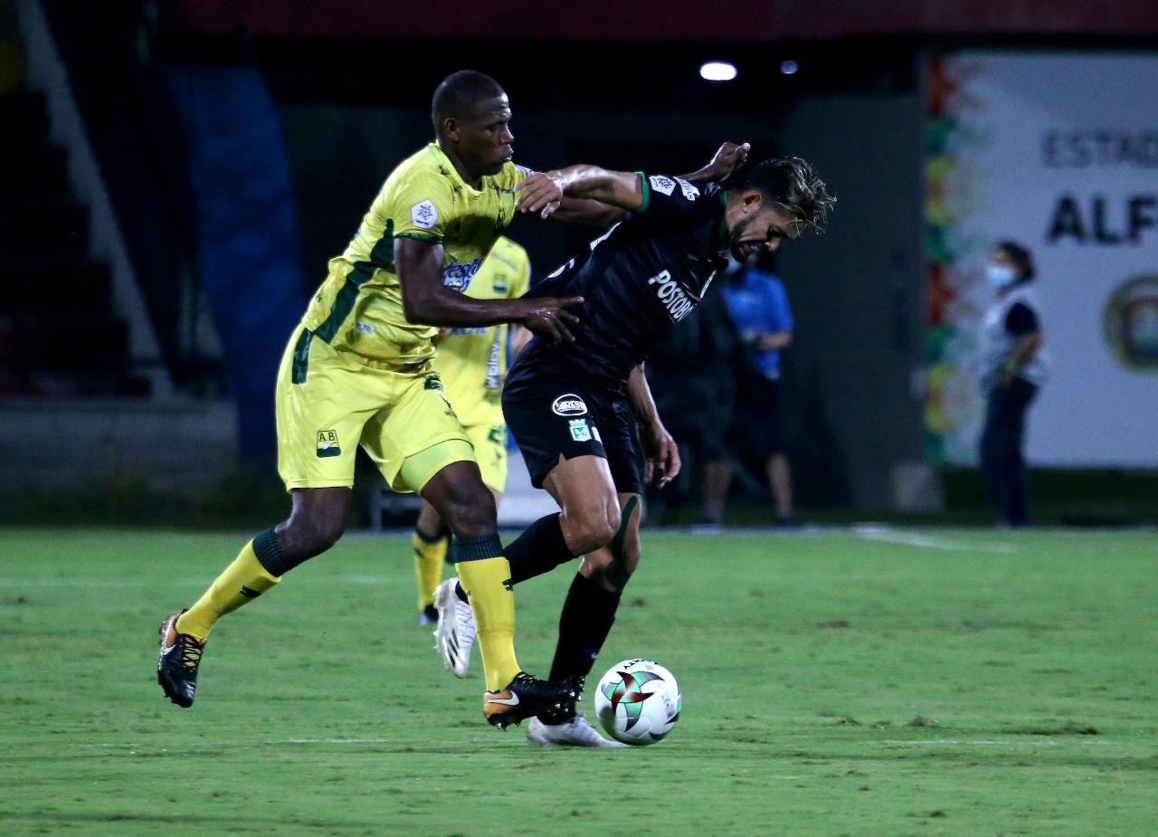 Nacional jugó su peor partido del año y cayó ante Bucaramanga