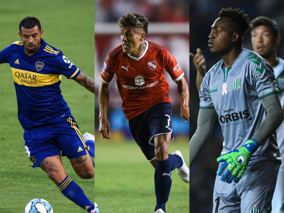 La legión colombiana en el fútbol argentino