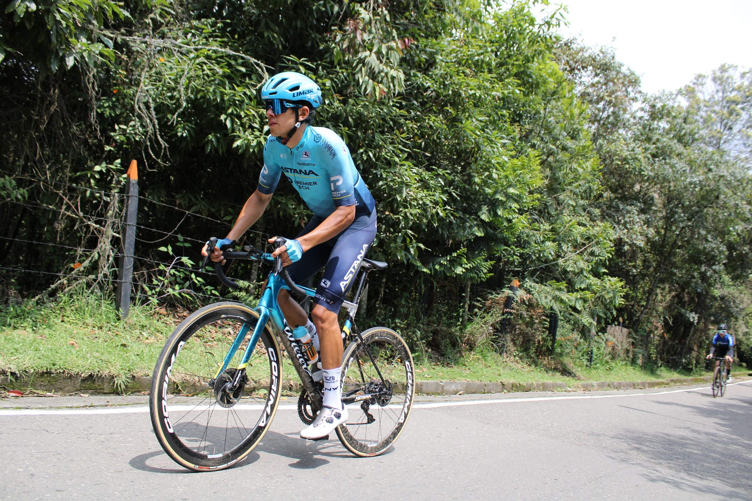 Harold Tejada: la promesa que recorrió 733 kilómetros para cumplir el sueño de ser ciclista