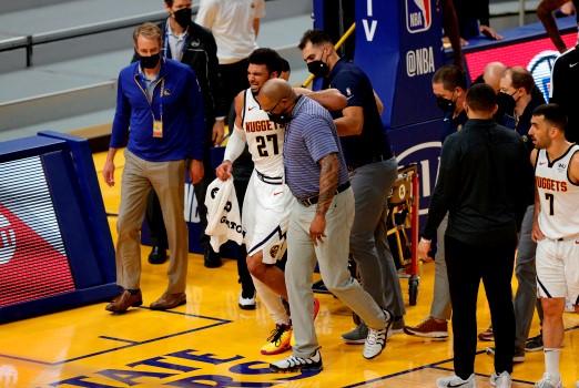 LAS LESIONES NO DAN TREGUA EN LA NBA