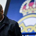 ZINEDINE ZIDANE LE DICE ADIÓS AL REAL MADRID