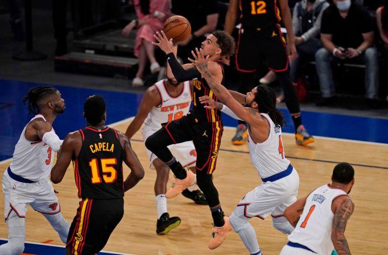 PLAYOFFS DE LA NBA ESTÁN QUE ARDEN