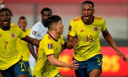 COLOMBIA Y UN NUEVO AIRE EN LIMA