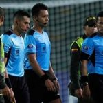 MIGUEL ROLDÁN Y NICOLÁS GALLO SUSPENDIDOS POR CONMEBOL