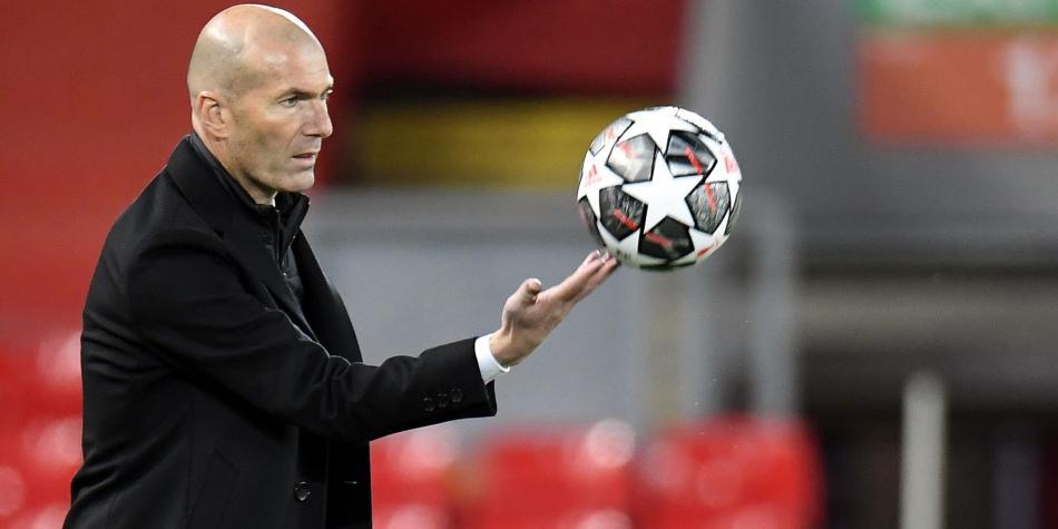 """""""ME VOY PORQUE SIENTO QUE EL CLUB YA NO ME DA LA CONFIANZA QUE NECESITO"""": zidane"""