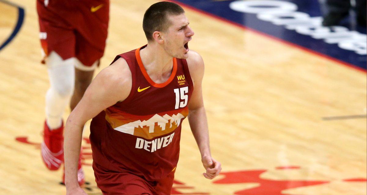 NIKOLA JOKIC GANADOR DEL MVP EN LA NBA