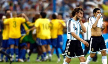 BRASIL VS ARGENTINA, UNA TÍPICA FINAL DE COPA AMÉRICA