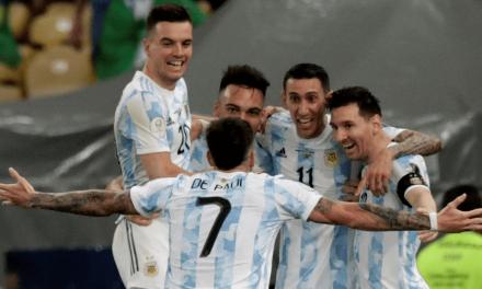 EL FIN DE LA SEQUÍA ARGENTINA