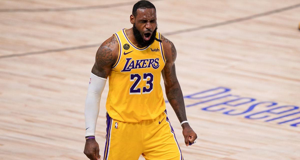 LEBRON JAMES: EL REY DE LOS JERSEYS EN LA NBA