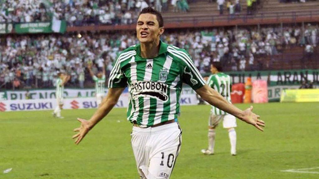 Giovanni Moreno volver Nacional
