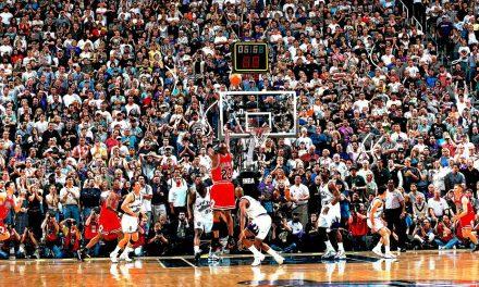 LA NBA LO HA DICHO: MICHAEL JORDAN ES EL MEJOR DE TODOS LOS TIEMPOS