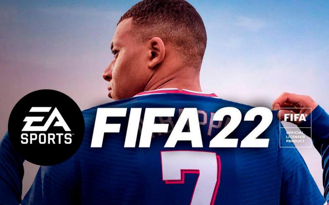 FIFA 22: EL PRIMER PASO PARA EL AVANCE DE LAS CONSOLAS DE NUEVA GENERACIÓN